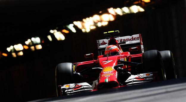 Kimi Raikkonen - Monaco 2014