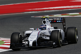 williams gp spagna qualifiche