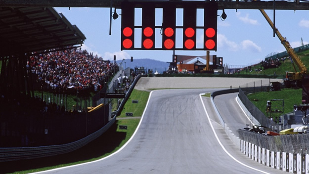 Circuito Formula 1 Austria : F streaming gp austria prove libere in diretta