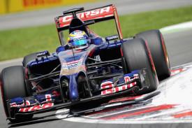 Jean Eric Vergne - Toro Rosso