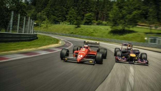 Berger - Vettel