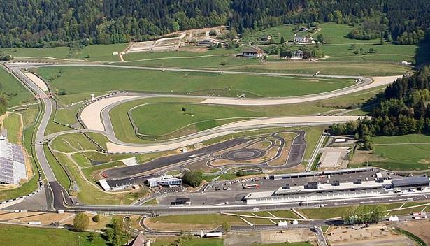 spielberg GP Austria