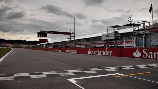 Hockenheim F1