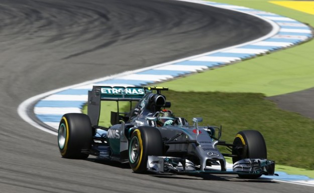 mercedes rosberg gp germania