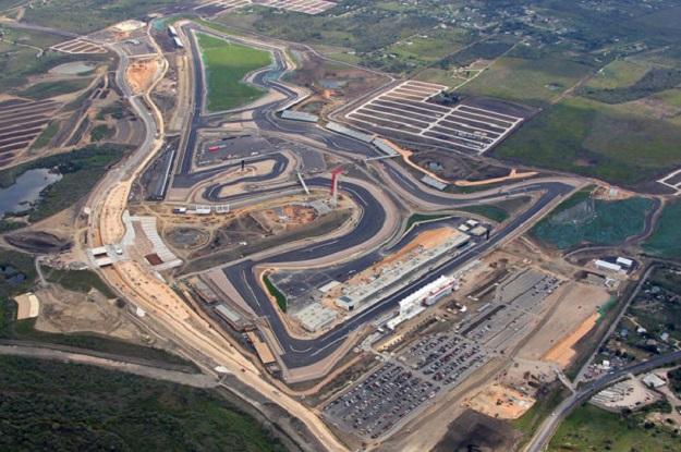 Austin Circuit Of Americas