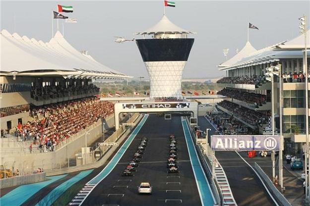 Abu Dhabi Yas Marina