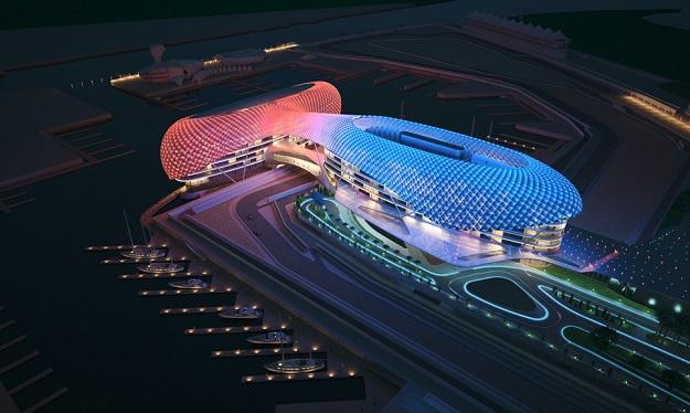 Yas Marina Circuit Abu Dhabi