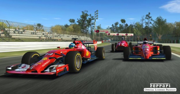 Ferrari - Real Racing 3