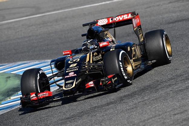 TEST F1/2015