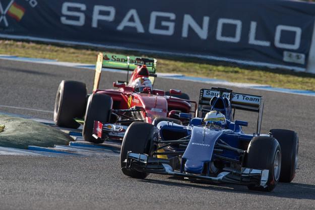 Sauber Ferrari