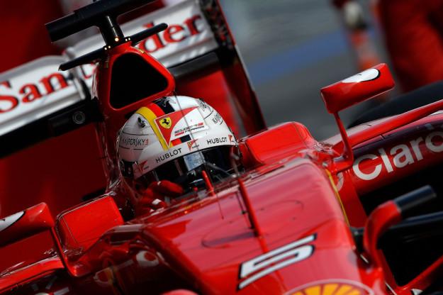TEST PRE-CAMPIONATO F1/2015 - T3