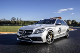 Mercedes-AMG C 63 S Estate as Official Medical Car of the FIA Formula One World Championship