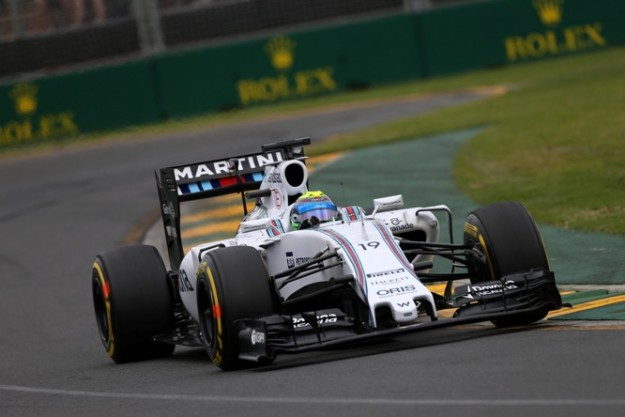 14.03.2014 - Qualifying, Felipe Massa (BRA) Williams F1 Team FW37