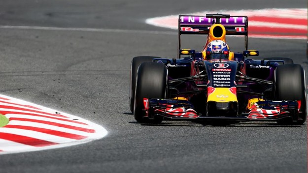 red bull gp spagna