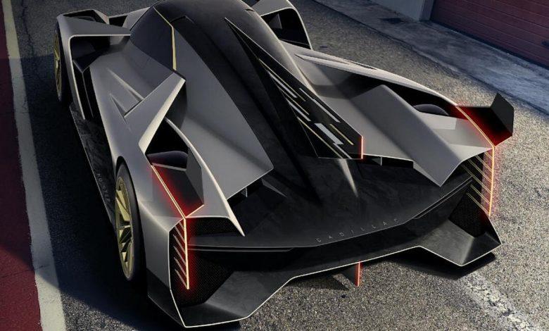 Cadillac a Le Mans